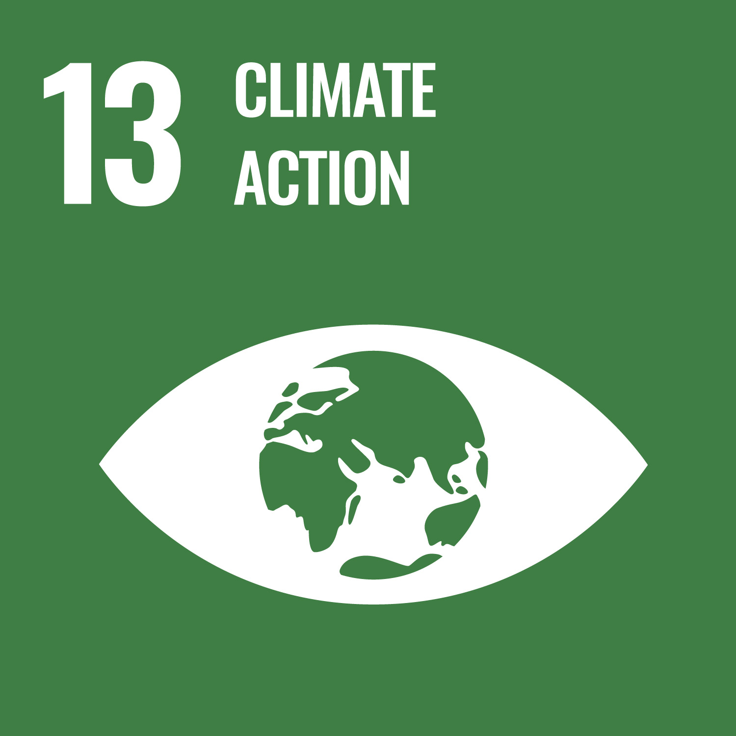 UN logo for climate action