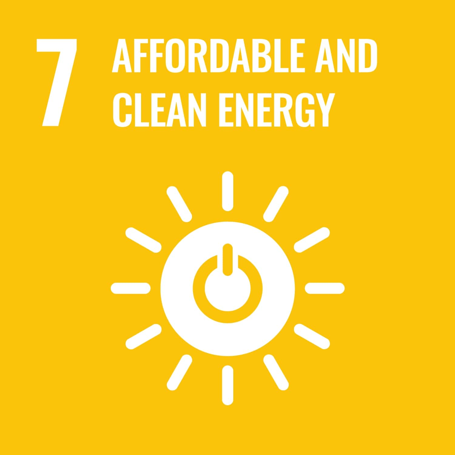 Un logo for clean and affordable energy