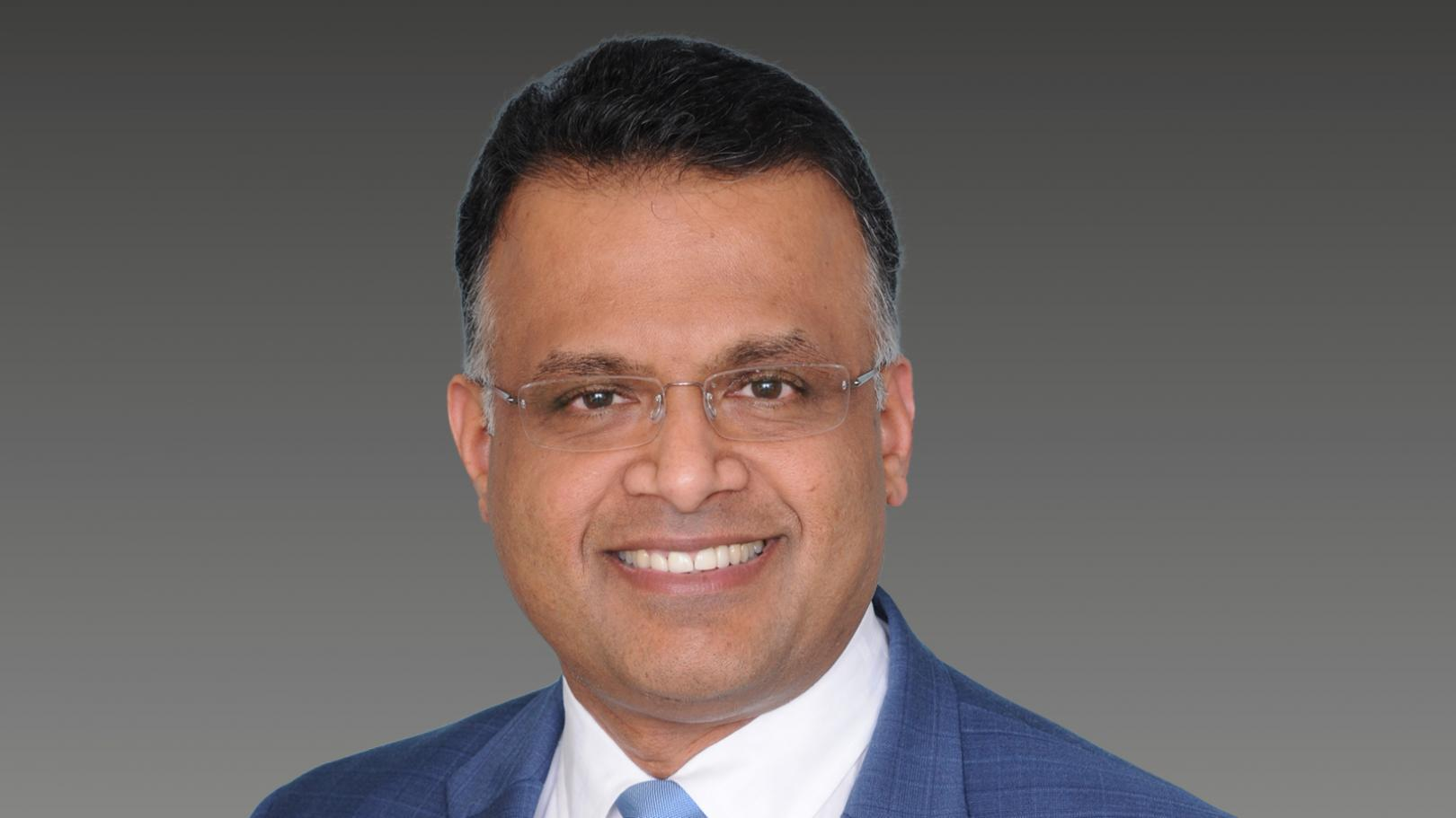 Vish Sankaran, Chief Innovation Officer