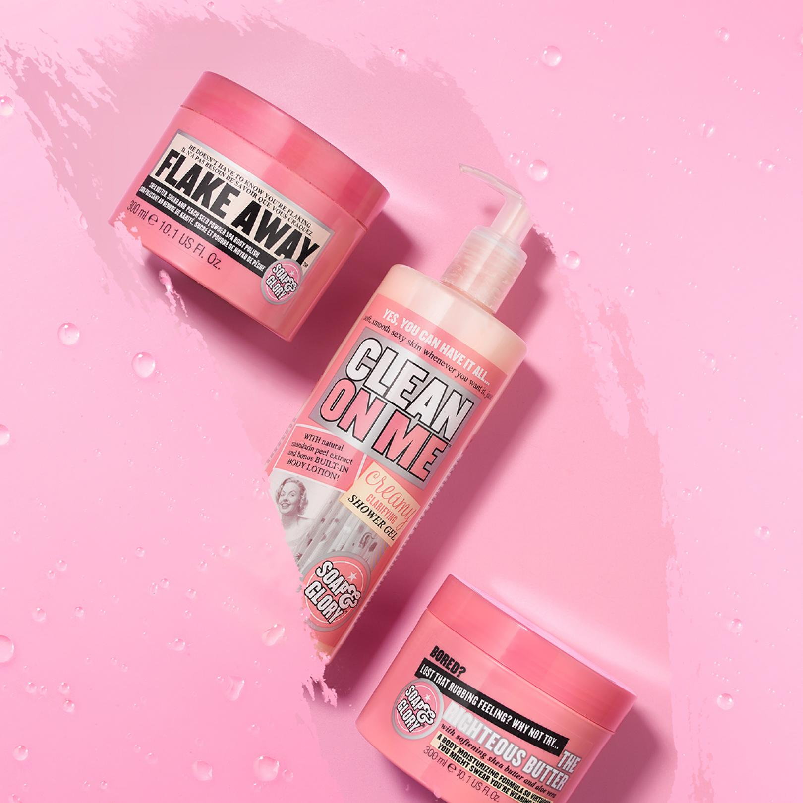 Soap & Glory Beauty Products
